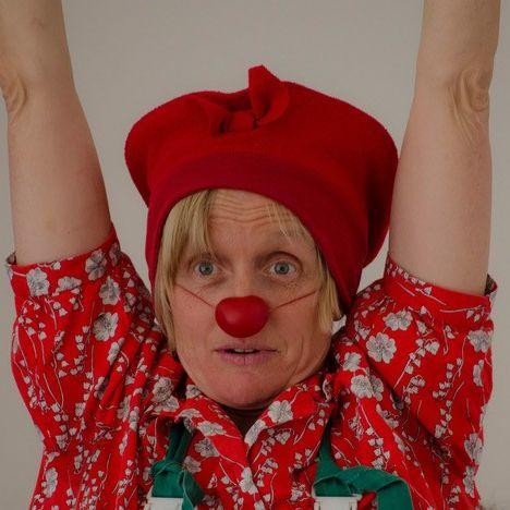 Speaker - Clown Karamela - Sigrid Seberich